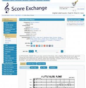 ScoreExchange